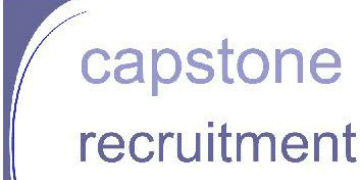Capstone Recruitment logo
