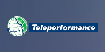 Teleperformance* logo