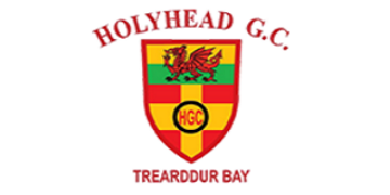 THE HOLYHEAD GOLF CLUB logo