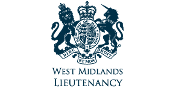 West Midlands Lieutenancy logo