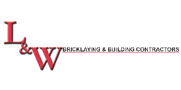 L&W Bricklaying and Building Contractors logo