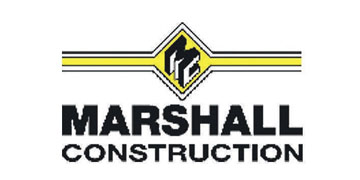Marshall Construction Ltd* logo