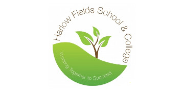 Harlow Fields School logo