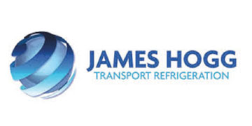 James Hogg Refrigeration* logo