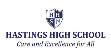Hastings High School* logo