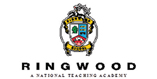 RINGWOOD SCHOOL logo