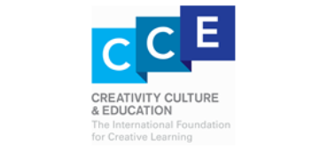Creativity Culture and Education logo