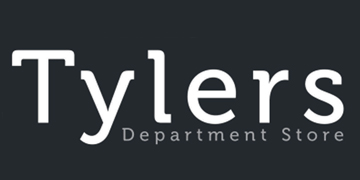 Tylers Department Store* logo