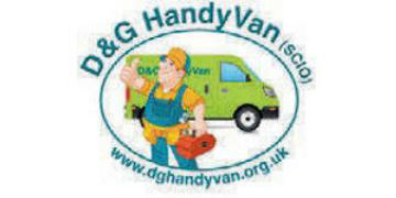 D & G HANDYVAN SMALL REPAIR & HOME logo