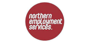 Northern Employment Services* logo