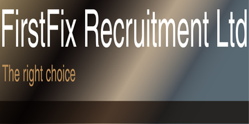 First fix recruitment logo