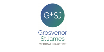 GROSVENOR & ST JAMES MEDICAL PRACTICE logo