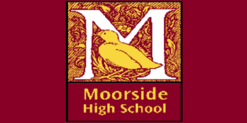 MOORSIDE HIGH SCHOOL logo