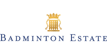 THE BADMINTON ESTATE logo