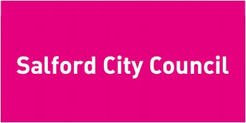 Salford City Council* logo