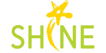 SHINE CHARITY RECRUITMENT logo