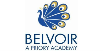 The Priory Belvoir Academy logo