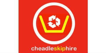 Cheadle Skip Hire logo