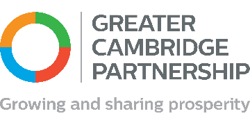 The Greater Cambridge Partnership (GCP) logo