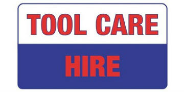 Tool Care Hire logo