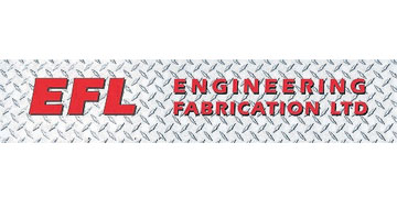 Engineering Fabrications Ltd* logo