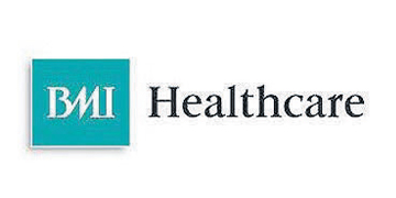 BMI Healthcare* logo