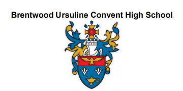 Ursuline Convent High School logo