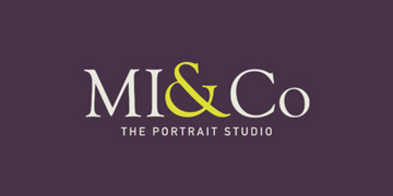 MI&Co The Portrait Studio logo