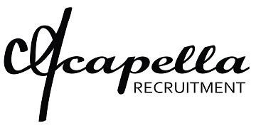 ACAPELLA RECRUITMENT logo