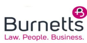 BURNETTS SOLICITORS logo
