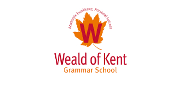 WEALD OF KENT GRAMMAR logo
