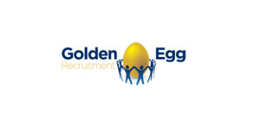 Golden Egg Recruitment logo