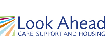Look Ahead Housing and Care logo