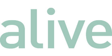 ALIVE PUBLISHING logo