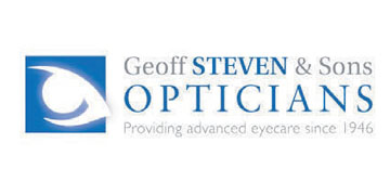 Geoff Steven and Sons Opticians* logo