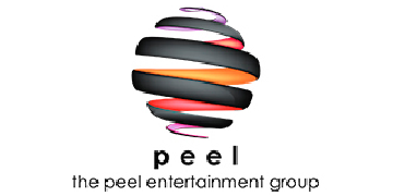 PEEL Entertainment Group logo