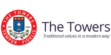 The Towers School  logo