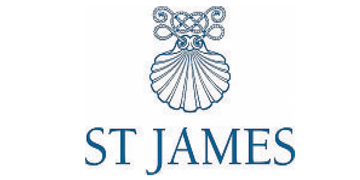 St James Senior Boys' School* logo