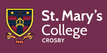 St Marys College* logo
