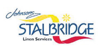 Johnsons Stalbridge Linen Services* logo