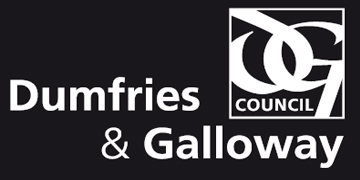Dumfries & Galloway Council* logo