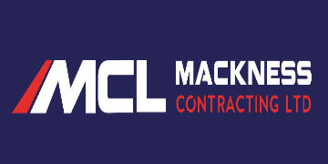 MACKNESS CONTRACTING LTD logo