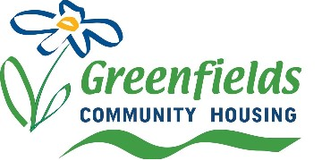 Greenfields Community Housing logo