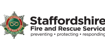 Staffordshire Fire and Rescue Service logo