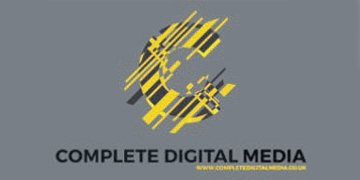 Complete Digital Media* logo