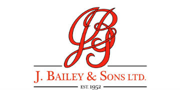 J BAILEY AND SONS LIMITED logo