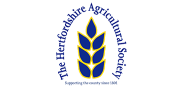 The Hertfordshire Agricultural Society logo