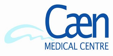 Caen Medical Centre logo