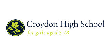 Croydon High School logo