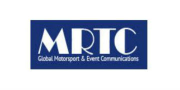 MRTC MOTORSPORT COMMUNICATIONS logo
